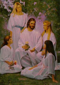 Jezus Mormonów